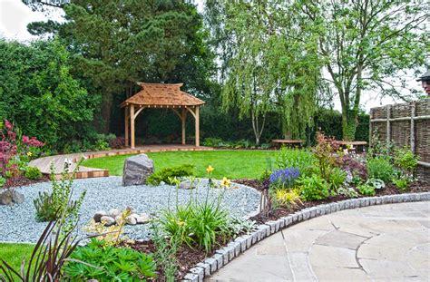 style gardens a peaceful zen style garden
