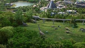 Jurassic World Evolution Could Be The Dino Theme Park