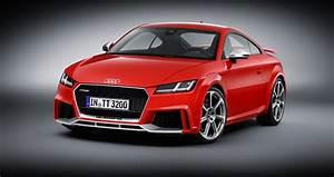 Audi Tt Rs Coupe : 2017 audi tt rs coupe review photos caradvice ~ Nature-et-papiers.com Idées de Décoration