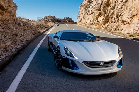First Details On Rimac's Next Electric Supercar Emerge