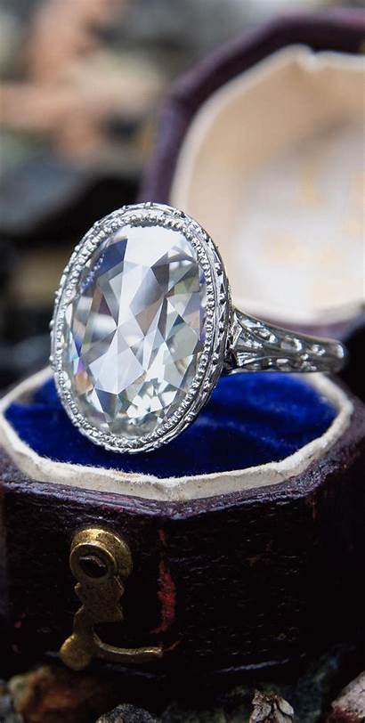 Engagement Ring Rings Jewelry Diamond Halo Natural