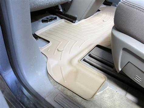 Chevy Traverse Floor Mats 2011 by Weathertech Floor Mats For Chevrolet Traverse 2011 Wt451112