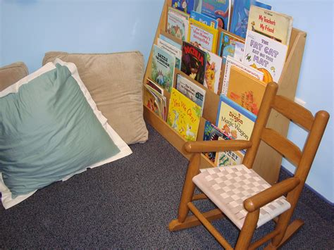 preschool area 457   Preschool Reading Corner3