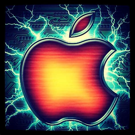 Cool Photo by Cool Apple Logo Flickr Photo