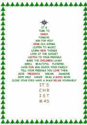 search results for christmas tree shape poem template With christmas tree shape poem template