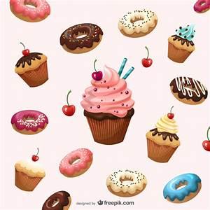 Retro Cartoon Of Cake Ideas and Designs