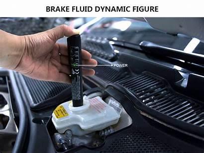Brake Fluid Tester Electronic Led Test