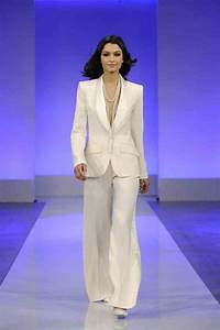 bridal fashion week sneak peek cymbeline onewed With dress pant suits for weddings