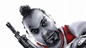 Far Cry 3  Vaas Drawing By R3nd0s