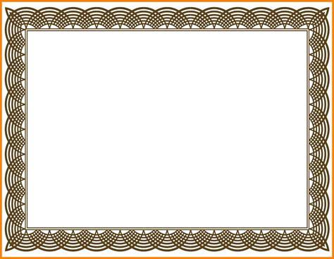 design a border 7 certificate border design vector commerce invoice