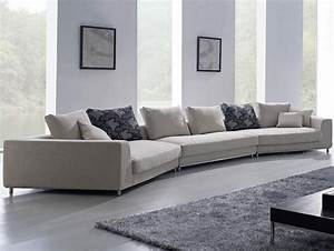 contemporary white oversized fabric sectional sofa w With contemporary oversized sectional sofa