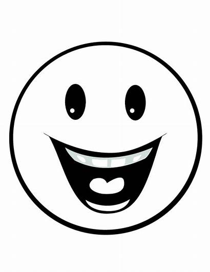 Emoji Coloring Pages Smile Angry