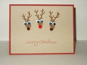fingerprint reindeer love Papercraft Juxtapost