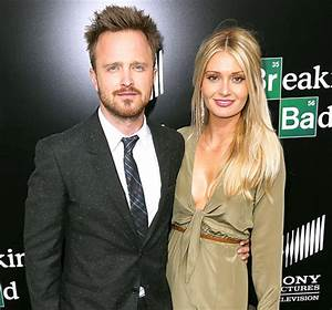 Aaron Paul and his wife are way too cute - Today's Evil ...