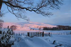 Snow North Yorkshire Moors