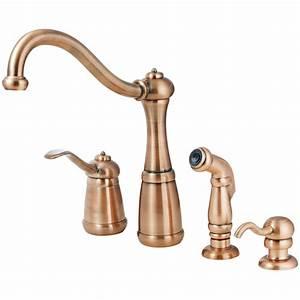 Repair Of Pfister 26 Series Marielle Kitchen Faucet