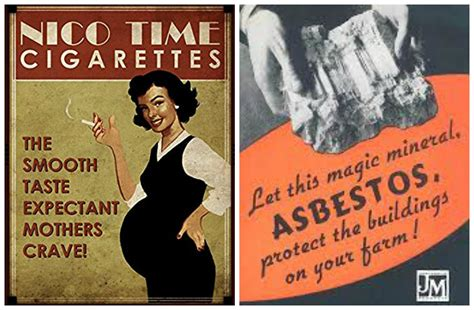 Not So Truthful Ads From Yesteryear