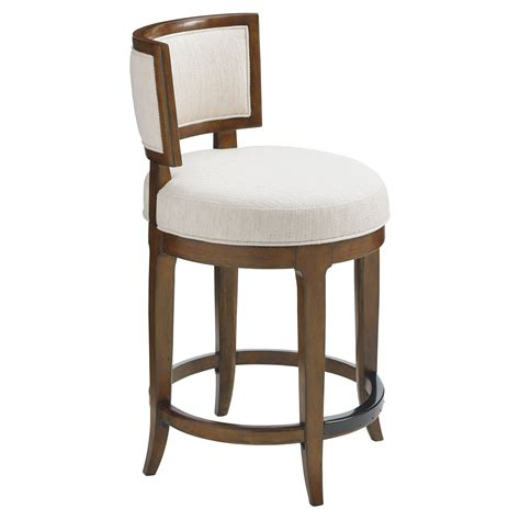swivel bar stools for kitchen island bahama home island fusion macau swivel counter stool 9448