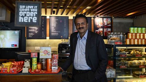 Cafe coffee day is not just an ordinary coffee shop for the people of india now. India's 'Coffee King' Found Dead Amid Financial Troubles - The New York Times