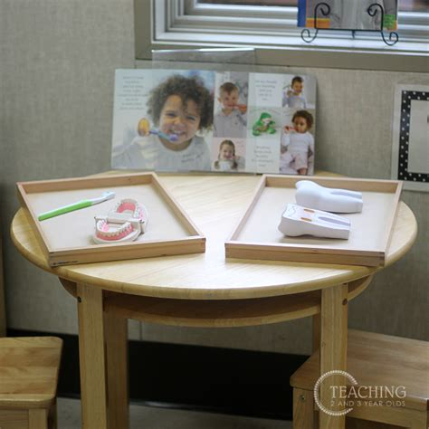 how to set up your preschool science center 648 | science dentist