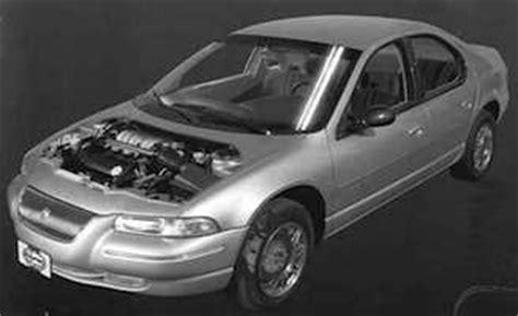 1995 2000 dodge stratus chrysler cirrus plymouth breeze service manual 11 95