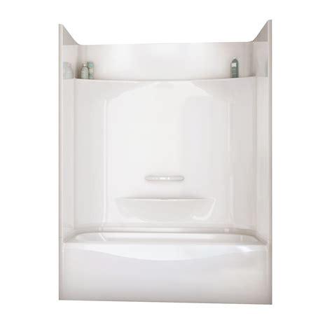 Maax Bathtubs Home Depot by Maax Essence 6030 4 Tub Shower Right Drain