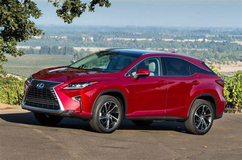lexus rx  drive review motor trend
