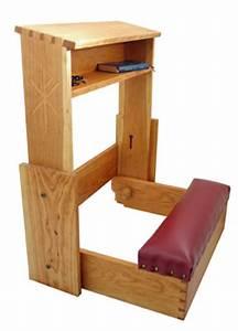 Woodwork Woodworking plans prayer bench Plans PDF Download