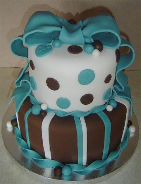 baby blue and brown bathroom set aqua brown baby shower cake in chocolate and white with