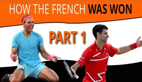 How Rafael Nadal beat Novak Djokovic at the 2020 French ...