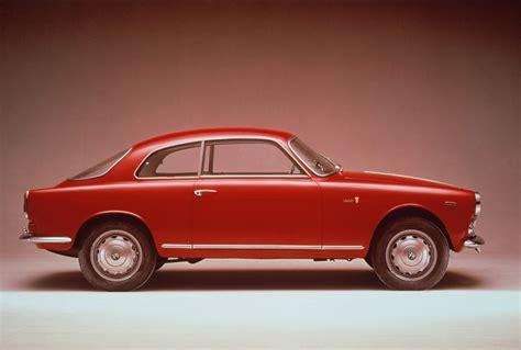 Alfa Romeo Sprint by Alfa Romeo Giulietta Sprint 1954 1962 Speeddoctor Net