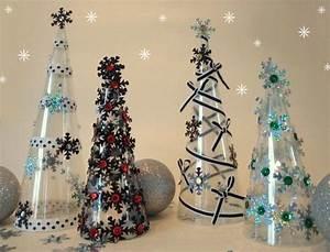 Décoration De Noel à Fabriquer En Bois : tutoriel fabriquer des sapins femme2decotv ~ Voncanada.com Idées de Décoration