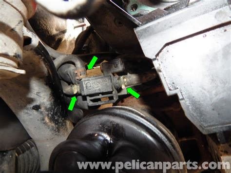 volvo  turbo control valve replacement