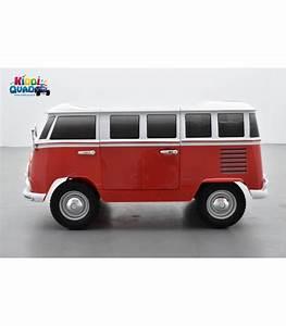 Combi Volkswagen Electrique Prix : combi van volkswagen 12 volts lectrique enfant avec t l commande ~ Medecine-chirurgie-esthetiques.com Avis de Voitures