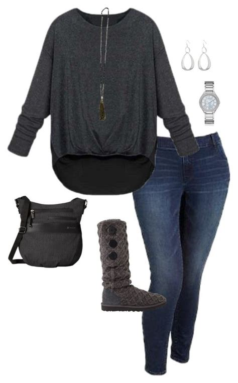 fun ways  wear  jeans  winter