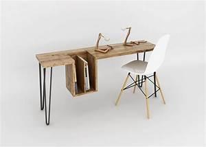 Bureau High Table Par Ehoeho Blog Dco Design