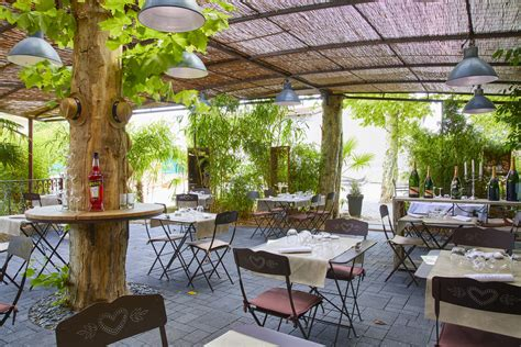 Le Jardin Gourmand De Craponne  Restaurant Craponne