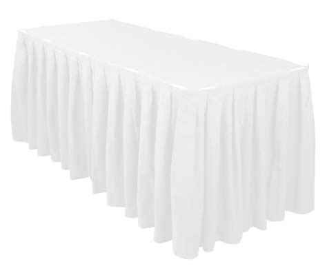 table cloth skirting design linen white table skirting events by design event