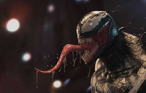 Venom 5k Digital Art, Hd Superheroes, 4k Wallpapers