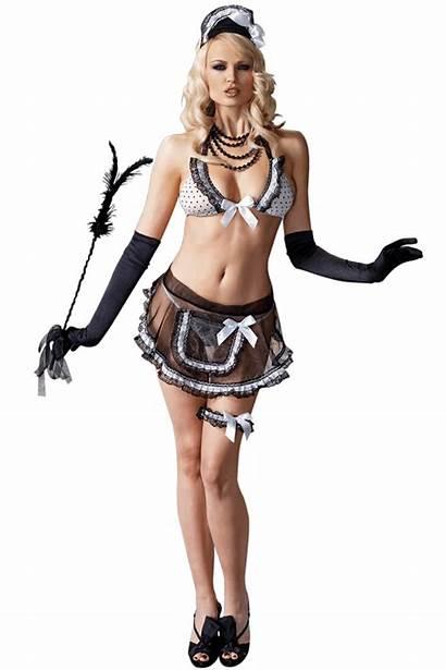 Fantasy Maid Costume