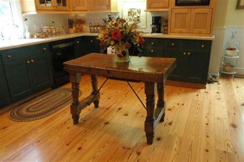 Antique Heart Pine Flooring   Select #2 Grade   Custom
