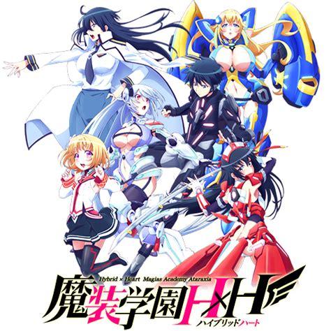 Masou Gakuen Hxh Tv Anime Masou Gakuen Hxh 2016 Animegun