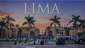 Lima, The Capital of Peru