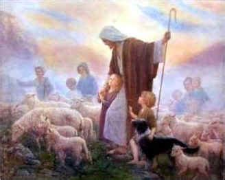 Image result for good shepherd of the flock