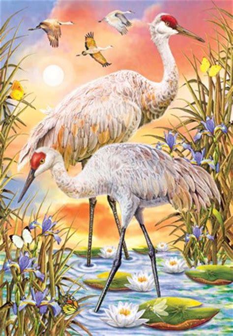 sandhill cranes fine art print  rosiland solomon  fulcrumgallerycom