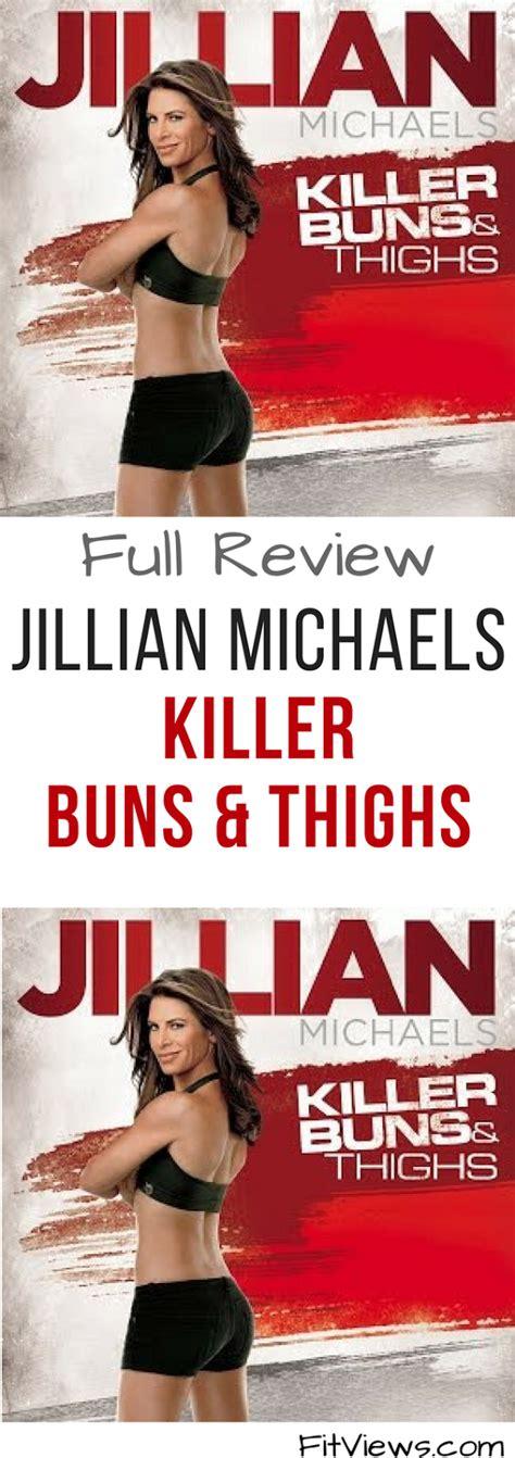 Review Jillian Michaels Killer Buns & Thighs