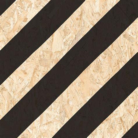 chipboard stripes natural black cm  cm wood