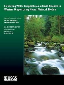 Estimating Water Temperatures in Western Oregon Streams ...