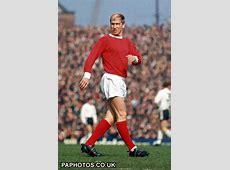 bobby charlton 1968 Manchester United 67 68
