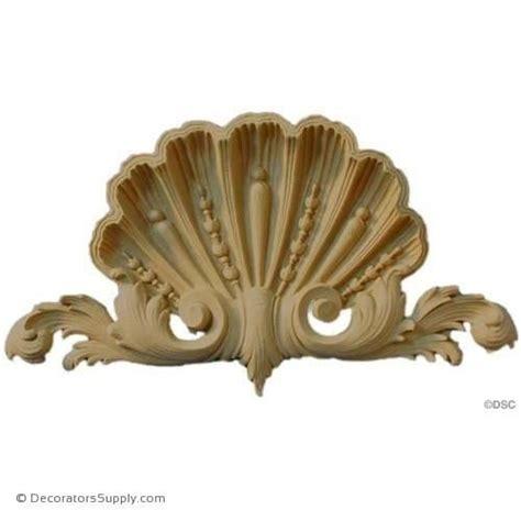 shell rococo louis xiv      relief